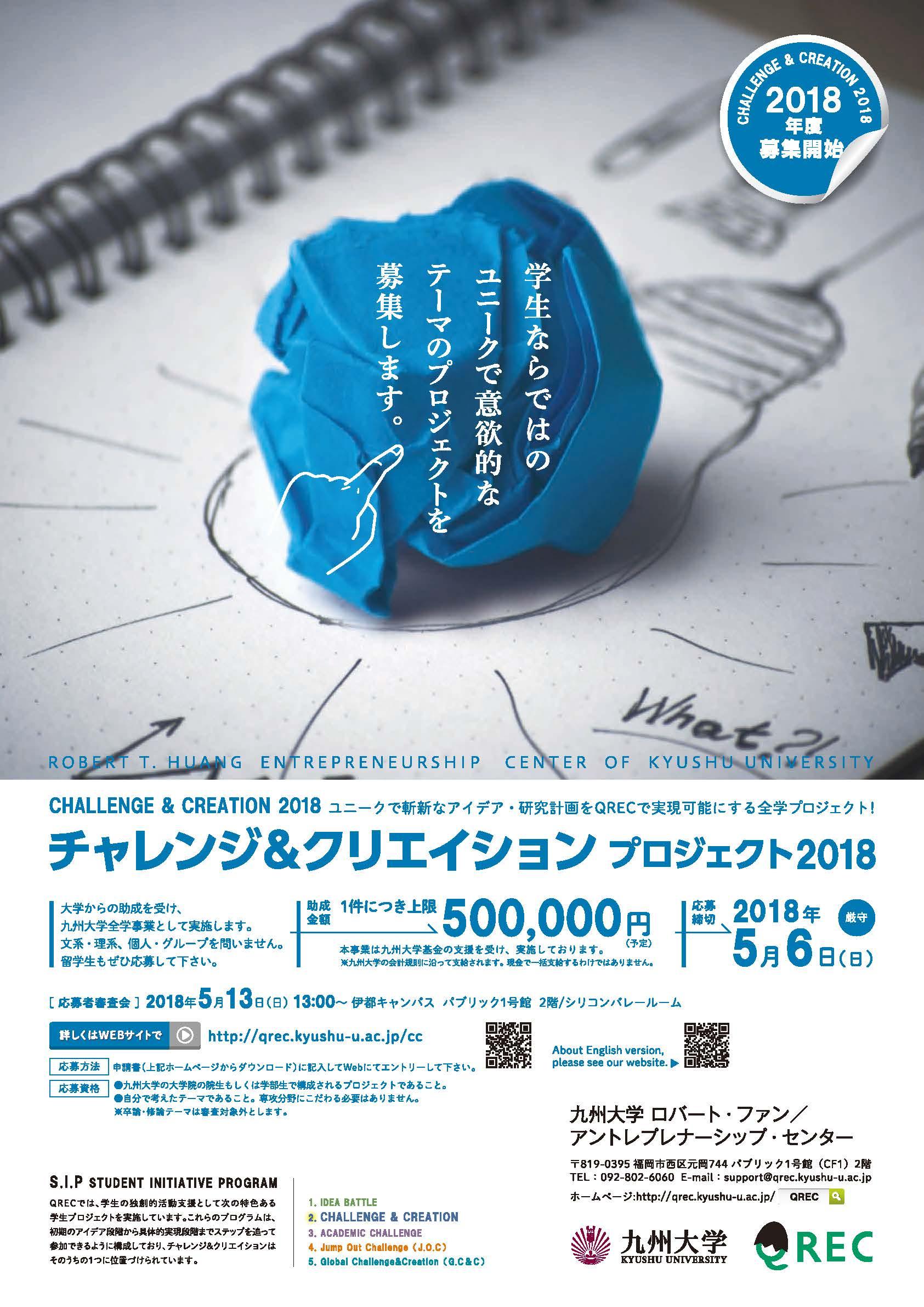 CC2018公募ポスター